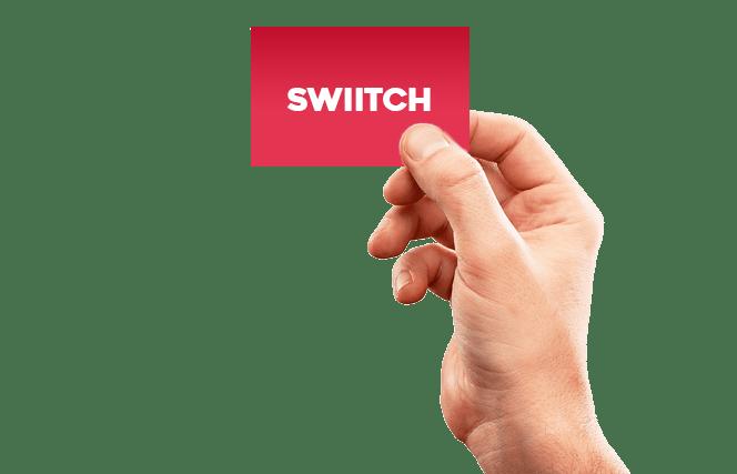 Swiitch card